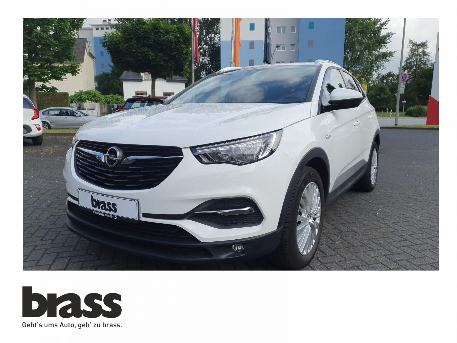 Opel Grandland X | 222490