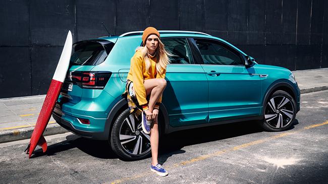 VW-T-Cross-Front